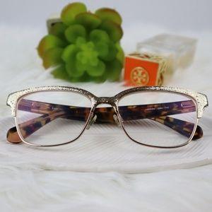 Kate Spade Ladonna Gold Glitter Eye Glasses